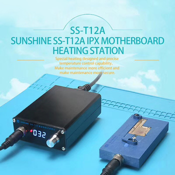 FSP SS-T12A iPhone X Mainboard Stratified Heating Table Disassembly Heating Station 185 degrees accurate Rapid Separation Tool