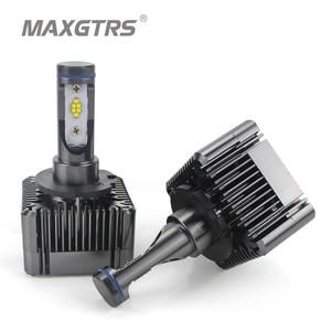 2x Car LED Headlight Conversio