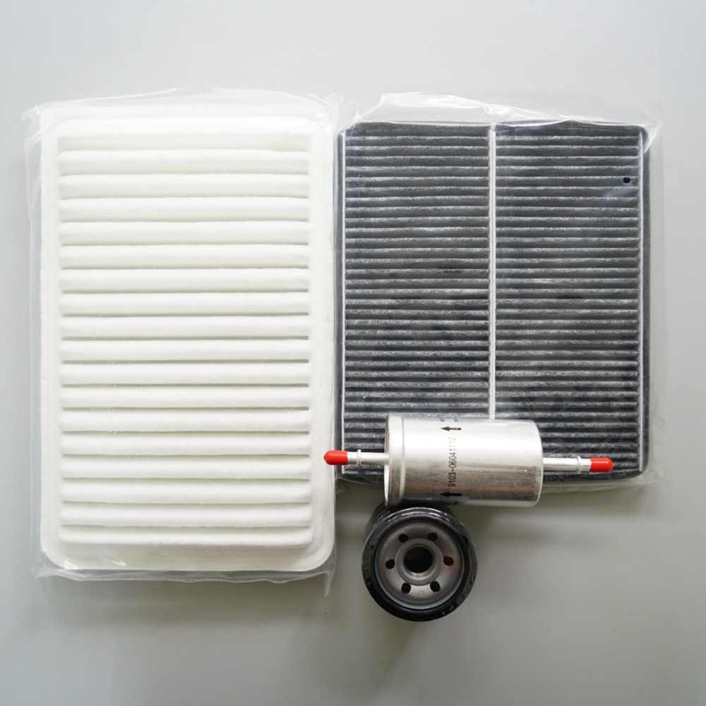 small resolution of set filters for mazda 2 air oil cabin air gasoline filter
