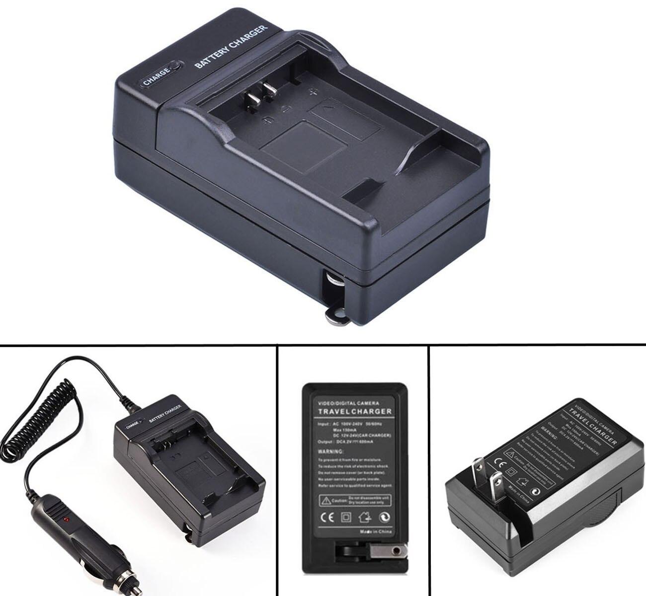 Triple USB Cargador De Batería Para LI-40B LI-42B Olympus FE-5020 FE-5030 FE-220 Nuevo
