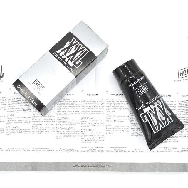 NEW Male penis enlargement products increase XXL cream Increasing enlargement cream 50ml TITAN sex products for men gel