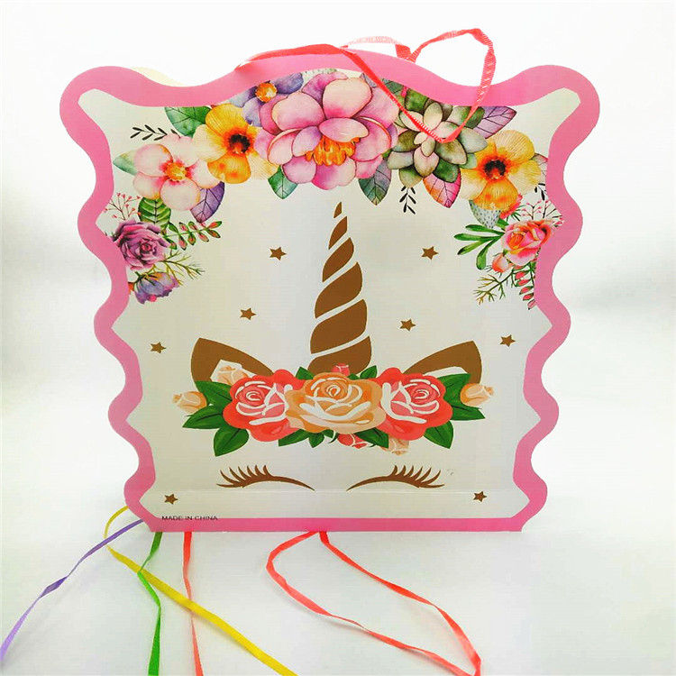Unicorn Pinata~ Birthday Party Supplies Decorations Game FREE SHIPPING