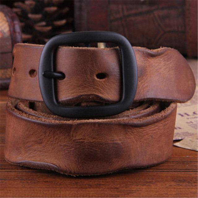 Cowhide Genuine Leather Belt