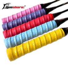 1 Piece Tennis Racket Overgrips Anti-skid Absorb Sweat Tape Badminton Racquet Grips Fishing Rod Squash Sweatband Wraps(China)
