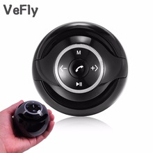 VeFly Portable Mini Bluetooth receiver 2.1 Speaker ball, Wireless column altavoz TF FM Radio Mic MP3 player audio aux speakers