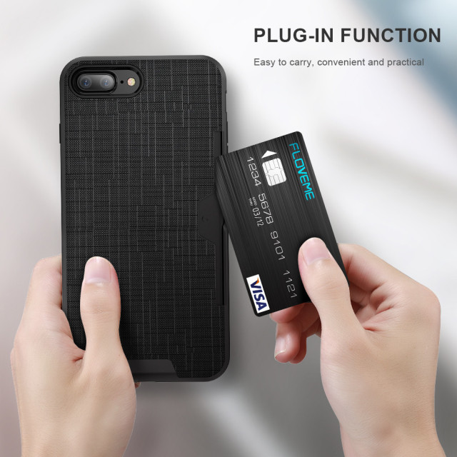 Luxury Wallet Mobile Phone Case