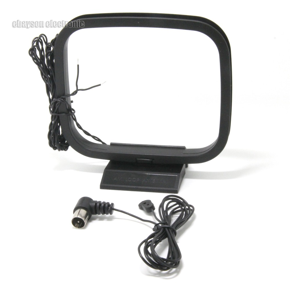 buy fm antenna 75ohm unbal and am loop. Black Bedroom Furniture Sets. Home Design Ideas