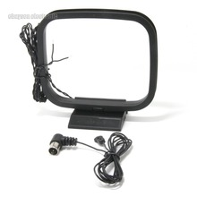 FM antenna 75ohm UNBAL and AM loop antenna for Yamaha Natural Sound Stereo Receiver
