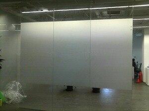 Image 5 - شحن مجاني! (للبيع!) 1.524 م * 0.65 م شفاف الهولوغرام شاشة عرض خلفي فيلم لنافذة المحل