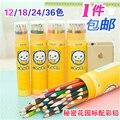 Тайный садовый цветной карандаш для воды 12 18 24 36 цветной ручной росписью граффити нетоксичный свинцовый карандаш канцелярские принадлежно...