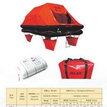 Спасательный плот хода-борты self-righting яхта надувной спасательный плот для 4 человек