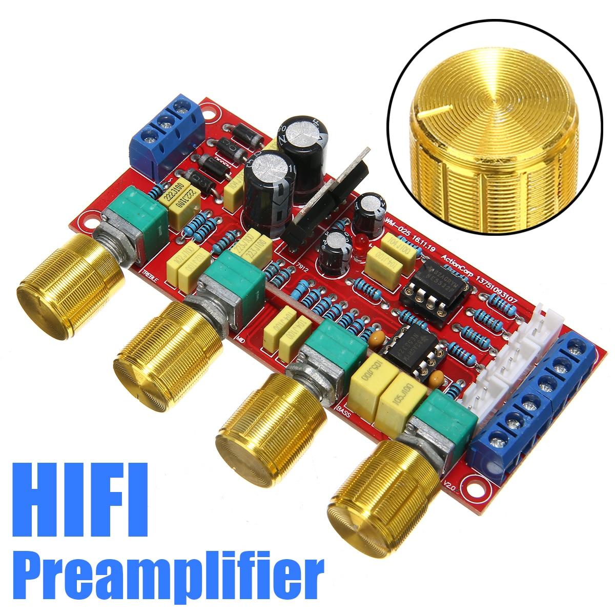 Hifi Preamp Kit
