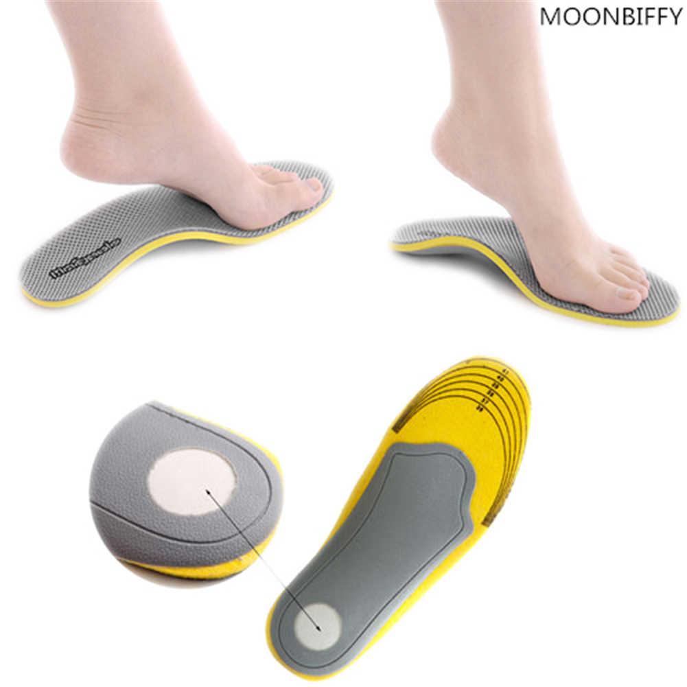 1 คู่ Arch สนับสนุน Pad Feet Care 3D Premium ผู้หญิงผู้ชายสบาย Insoles ใส่