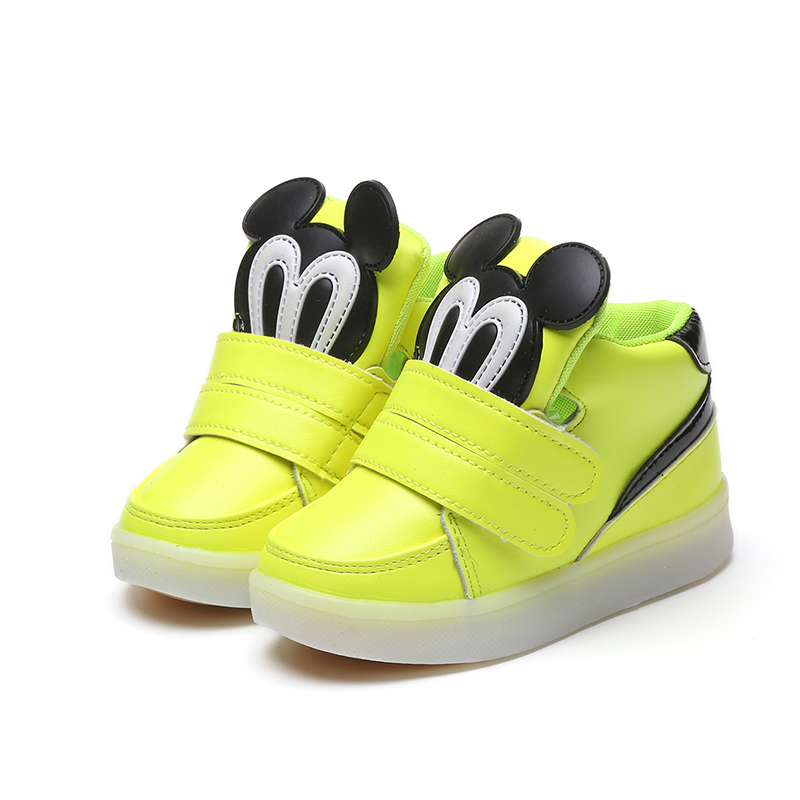 Children-Shoes-With-Light-Led-Boys-Sneakers-2017-New-Spring-Cartoon-Lighted-Sport-Fashion-Girls-Shoes-Chaussure-Led-Enfant-2