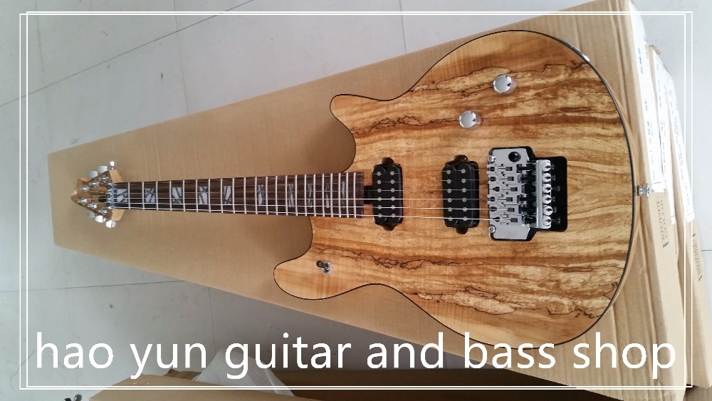 Chinese Electric Guitars Custom Shop EVH Wolfgang Guitar rose wood fingerboard  In Stock new arrival matte black finish wolfgang evh electric guitars chinese solid guitar body