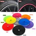 8 M/lote New Car Styling Acessórios Auto Carro Roda aro da Roda do Pneu Anel WheelProtector Moda e Beleza Roda Jantes protetor