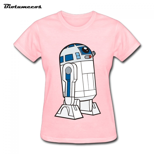 Star Wars Women T-Shirt – R2D2 (13 colors)