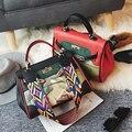 Bailar роскошных дизайнерских женщин сумки плеча известный бренд замок сумки модные сумки кожи высокого качества бесплатная доставка