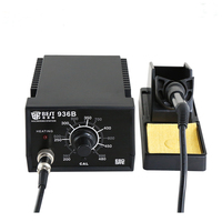Welding Adjustable Temperature Electric Welding Stations Antistatic Soldering Iron Soldering Rework Station