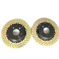 Jekit тормозные диски с центр 355*32 мм для BMW E46/Mazda 3/Passat CC/ mercedes W211/VW Passat B7/Mercedes W204 спереди