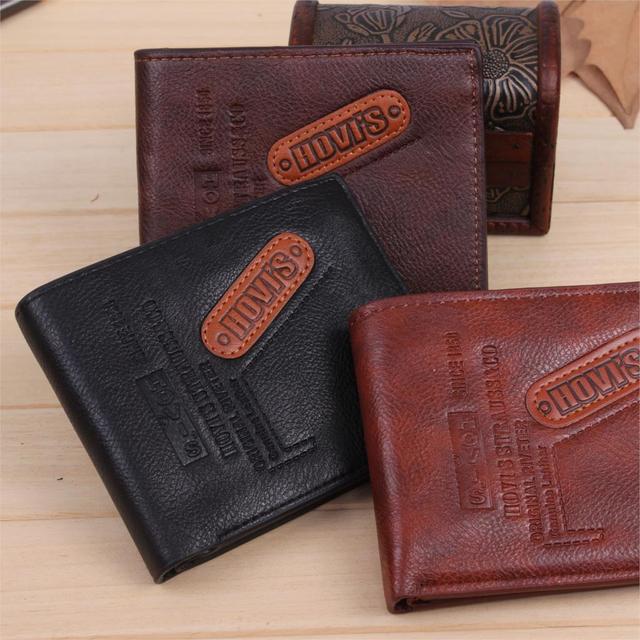 2015 new mens wallet leather genuine man wallet,portfolio male,portefeuille  homme bailini tough 00d4d4ce948