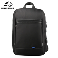 KINGSONS 13 3 Wateproof Single Shoulder Laptop Backpack For Men And Women Daily Using For 13
