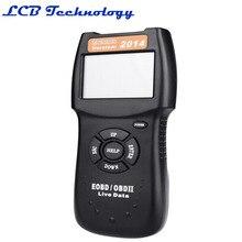 5 ШТ./ЛОТ Новый D900 OBD2 Сканер Диагностики Автомобиля Двигателя Неисправностей Code Reader Live Data CANSCAN D900 Диагностический Инструмент