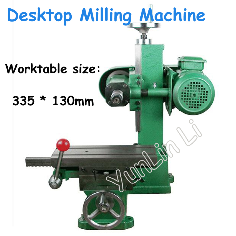 Horizontal Milling Machine Mini Desktop Grinder Saw Blade Light Milling Machine Scale Engraving Machine Slotting Device XM1518C|milling machine|milling machine mini|horizontal milling machine - title=