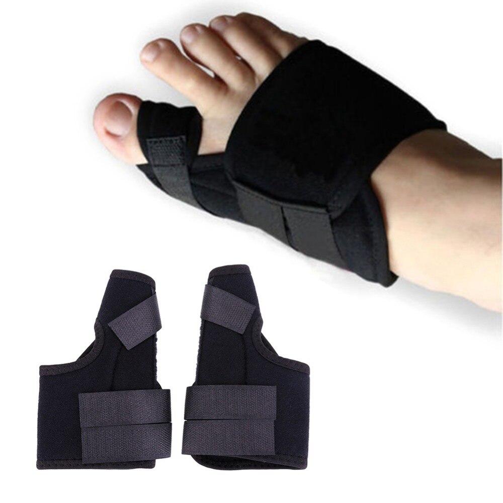 1 Paar Bunion Corrector Toe Separator Schiene Korrektur System Medizinische Gerät Hallux Valgus Fußpflege Pediküre Orthesen #260853 Warm Und Winddicht