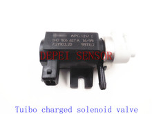 Para VAG Audi A2 A3 A4 1.9 TDI N75 Solenoide Boost Valve OEM 1H0906627A(China)