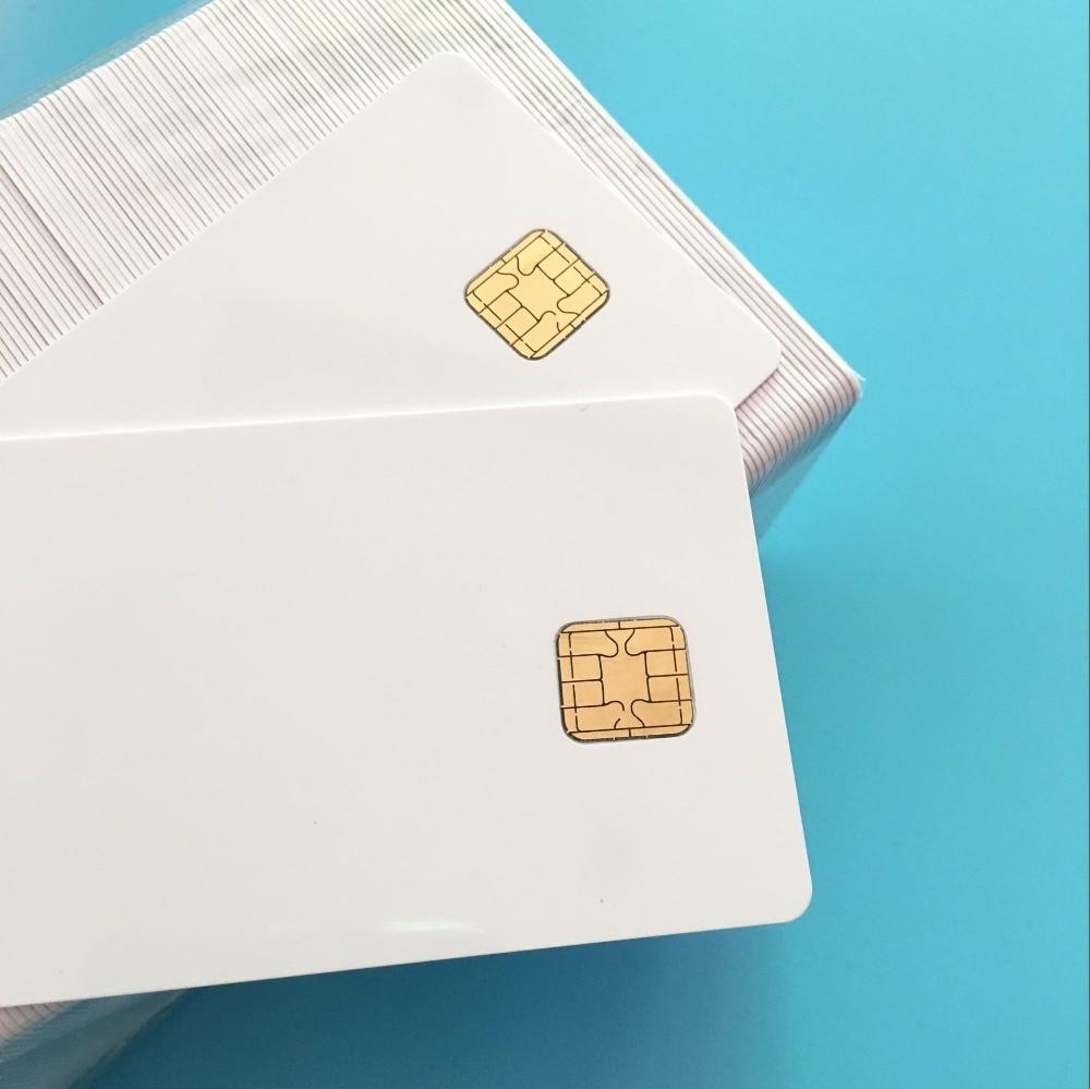 J2A040 40k EEPROM Compatible With JCOP21 36K Java Based JCOP Cards With Sliver Hi CO Magstripe 200PCS