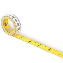 1pcs Flexible Curve Ruler Drawing Drawing Tool Plastic Vinyl Sewing Tape Ruler 150cm