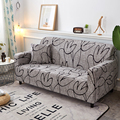 WLIARLEO All-inclusive Sofa Cover Big Elastic Cover For Couch Universal Fabric Stretch sofa cover Flower Anti-Mite cubresofas