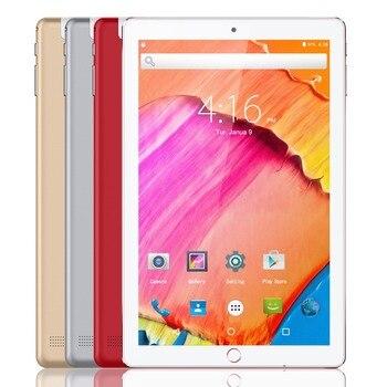 10.1 pouces tablette Pc Quad Core 2019 Original puissant Android 3GB RAM 32GB ROM IPS double SIM téléphone appel onglet téléphone pc tablettes