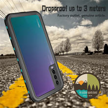 Redpepper Shellbox Series Diving Underwater Waterproof Anti-Knock Protection Cover for Huawei P20 Pro