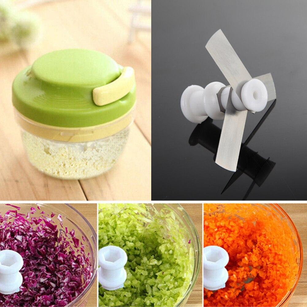 Máquina de Picar Alimentos Manual de Cocina Chili Carne Frutas Dicer Food Slicer