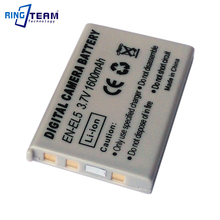 Digital Battery EN EL5 ENEL5 for Nikon Coolpix P4 P80 P90 P100 P500 P510 P520 P530