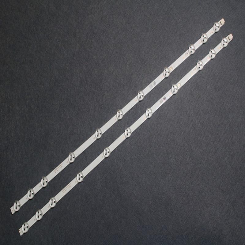 New Original2 PCS/set 11LEDs 574mm LED Backlight Strip For VESTEL 32D1334DB VES315WNDL-01 VES315WNDS-2D-R02 VES315WNDA-01