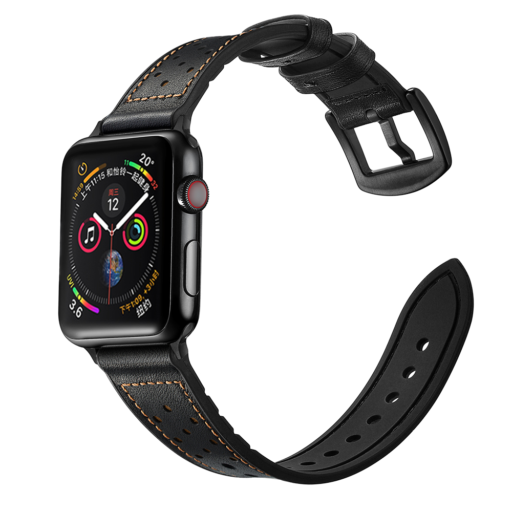 Apple Watch Band Black 4