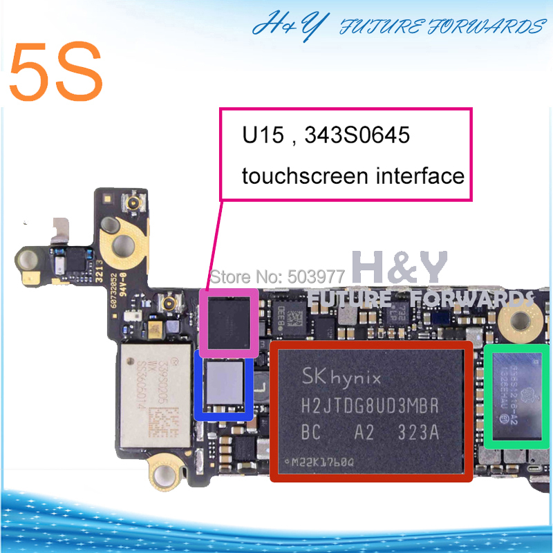 IPHONE 5S TOUCH IC PRICE