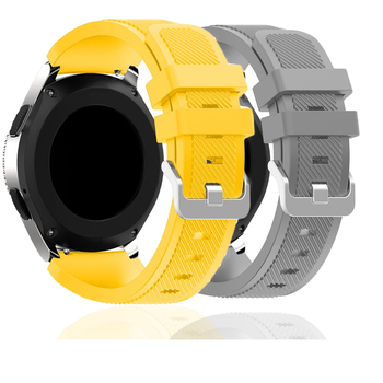 Silicone watch Band Strap for Samsung Galaxy Watch 46mm SM-R800/Galaxy Watch 46 SM-R810 mm Smart watch accessories bracelet sport soft silicone bracelet wrist band for samsung galaxy watch 42mm sm r810 replacement smart watch strap wristband watchband