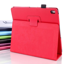 Litchi PU leather case For Lenovo A7600 10.1Stand tablet cover capa tab a10-70 a7600 Tablet Fundas Case Cover