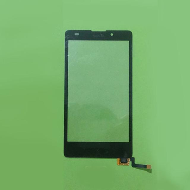 Painel da tela de toque outer digitador de vidro de substituição para nokia xl rm 1030 rm 1042 peças de substituição para nokia tela sensível ao toque