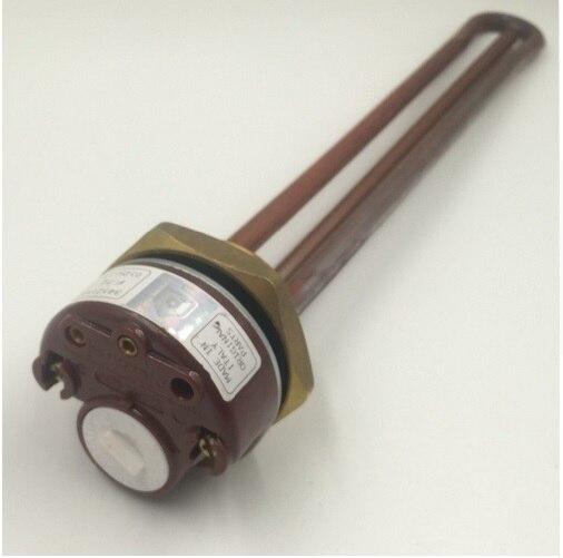 de temperatura interruptor tubo de aquecimento haste