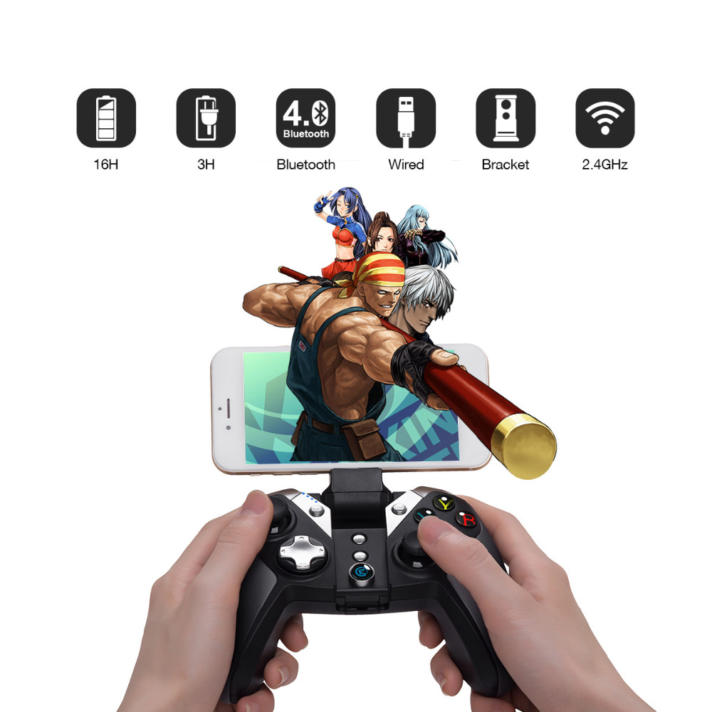 GameSir G4s Gamepad for PS3 Controller Bluetooth 2.4GHz Wired snes nes N64 Joystick PC for SONY Playstation 3 for Controle PS3GameSir G4s Gamepad for PS3 Controller Bluetooth 2.4GHz Wired snes nes N64 Joystick PC for SONY Playstation 3 for Controle PS3