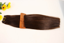 100%Indian Human Hair Silky Straight Hair Extensions 18″20″22″24″inch Hair Wefts Black Brown Blonde Hair No Tangle No Shedding