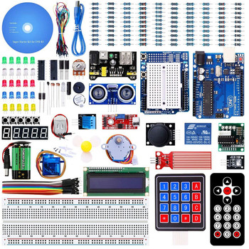 Emulator Mega2560 LCD1602 Module Project Complete Ultimate Starter Kit w/Tutorial Compatible for Arduino UNO r3