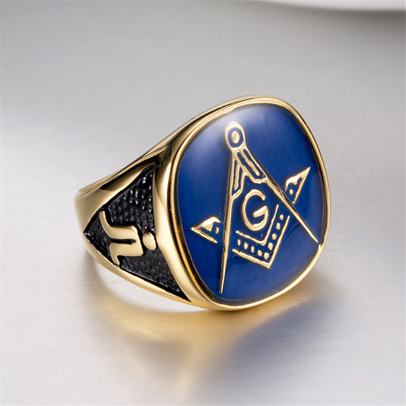 Church Men's Rings  (7)