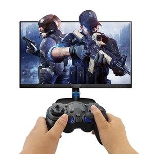 Image 5 - 2.4 グラムワイヤレスゲームコントローラジョイスティックゲームパッド用のusbレシーバーとPS3 アンドロイドテレビボックスラズベリーパイ 4 retropie retroflag nespi