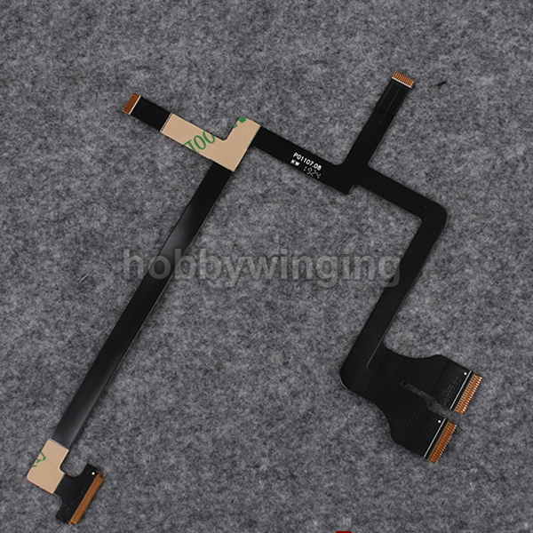 DJI Phantom 3 Advanced/Professional Gimbal Flex Ribbon Cable for Camera Connector - (PRO/ADV)